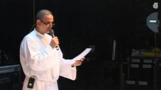 Gabriel Gajdoš / Ekumenické bohoslužby na Bažant Pohode 2013: Moc bezmocných