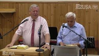 Barkóci Alexander / Alexander Barkoci - BĄDŹ WOLA TWOJA A NIE MOJA PANIE cz.1 - 25.05.2018
