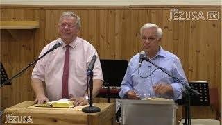 Barkóci Alexander / Alexander Barkoci - BĄDŹ WOLA TWOJA A NIE MOJA PANIE cz.2 - 25.05.2018