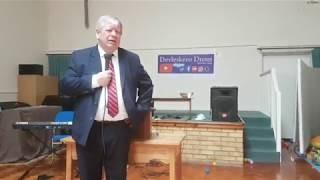 Barkóci Alexander / Alexander Barkoci (Lukáš 16 Podobenstvo o nepoctivom správcovi 22/03/2018)