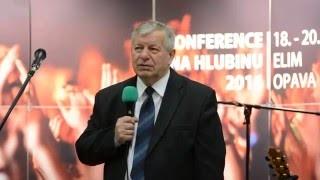 Barkóci Alexander / Konference na hlubinu - evanjelizácia sobota večer, Opava, Alexander Barkóci