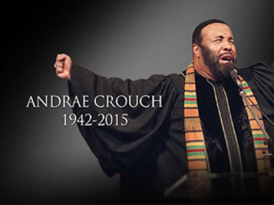 Bechná Eva / Zomrel Andraé Crouch - autor gospelových piesní