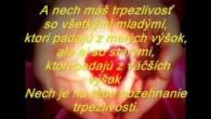 Jablonský Leopold / Požehnanie