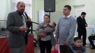 Jablonský Leopold / (RKZD) Khangery Zoe Bohoslužba 02.02.2014 Požehnanie Rodine s Detmi