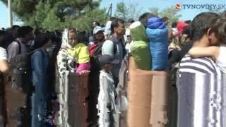 Kuffa Marian / Marián Kuffa: o utečencoch