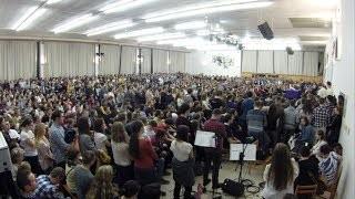 Kuffa Marian / Marián Kuffa v UPeCe Bratislava Sv omša 19.2.2018