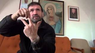 Kuffa Marian / Marián Kuffa: Z čoho má strach Marián Kuffa