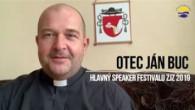 Buc Ján / Ján Buc pozýva na festival Za jazerom 2019