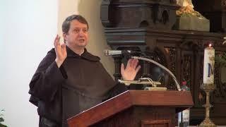 Kodet Vojtech / P. Vojtěch Kodet, Th.D., O.Carm duchovní obnova v Ostravě-Hrušově dne 9. 6. 2018