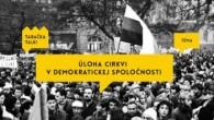 Prostredník Ondrej / Tabačka Talk: Úloha cirkvi v demokratickej spoločnosti