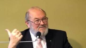 Kašparů Max / Budujte šesťsten a nevyhoríte, český psychiater Max Kašparů
