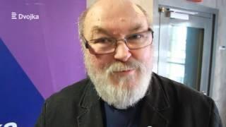 Kašparů Max / Max Kašparů a jeho pozdrav v esperantu