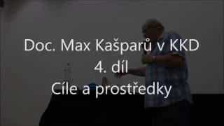 Kašparů Max / Max Kašparů v KKD Vyškov, 4. díl