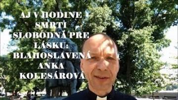 Haľko Jozef / Ako zomrelo jednoduché dievča Anka Kolesárová
