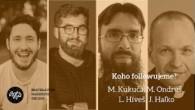 Haľko Jozef / Koho followujeme? │ Mons. J. Haľko, M. Ondruš, L. Híveš, M. Kukuča │ 26.4.2019