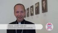Haľko Jozef / Otec Jozef Haľko nás pozýva zdieľať radosť z rodinného života. Pridajme sa.