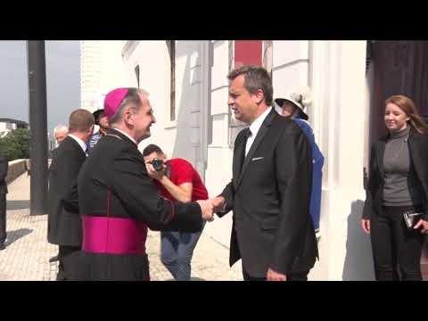Zvolenský Stanislav / Kaplnka na Bratislavskom hrade