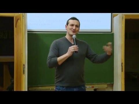 Strežo Pavol / Sieversov seminár Pavol Strežo 2016   1  časť