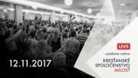 Kresťanské spoločenstvo Milosť / Bohoslužby Banská Bystrica 12.11.2017