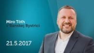 Kresťanské spoločenstvo Milosť / Bohoslužby Banská Bystrica 21.5.2017