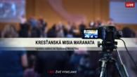 Kresťanská Misia Maranata / Živé vysielanie nedeľnej služby 22.09.2019