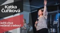 Slovo života Bratislava / Katka Čuříková - Ježiš chce večerať s tebou! (17.3.2019)