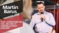 Slovo života Bratislava / Martin Barus - Zvyk. Ovplyvňuje nás viac, ako sme si niekedy ochotní pripustiť (11.8.2019)