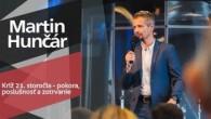Slovo života Bratislava / Martin Hunčár - Kríž 21. storočia - pokora, poslušnosť a zotrvanie (21.4.2019)