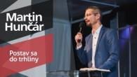 Slovo života Bratislava / Martin Hunčár - Postav sa do trhliny (24.2.2019)