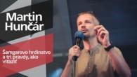 Slovo života Bratislava / Martin Hunčár - Šamgarovo hrdinstvo alebo tri pravdy, ako víťaziť (1.9.2019)