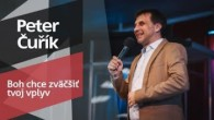 Slovo života Bratislava / Peter Čuřík - Boh chce zväčšiť tvoj vplyv (7.4.2019)