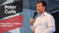 Slovo života Bratislava / Peter Čuřík - Malý kľúč k veľkému požehnaniu (8.9.2019)