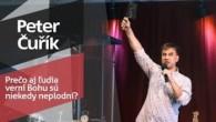 Slovo života Bratislava / Peter Čuřík - Prečo aj ľudia verní Bohu sú niekedy neplodní? (4.8.2019)