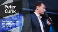 Slovo života Bratislava / Peter Čuřík - Prečo je Izrael zvláštnym národom? (27.1.2019)