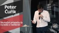 Slovo života Bratislava / Peter Čuřík - Skutoční priatelia ťa vyvedú z radiácie! (23.6.2019)