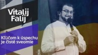 Slovo života Bratislava / Vitalij Falij - Kľúčom k úspechu je čisté svedomie (26.5.2019) 🇺🇦/🇸🇰