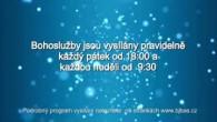 Sbor Bratrské jednoty baptistů v Aši / Alianční týden modliteb - Rodina - Pá. 10.1.2020
