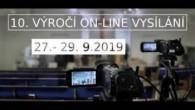 Sbor Bratrské jednoty baptistů v Aši / Slouží br. Martin Jindra - Ne.25.08.2019