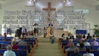 Sbor Bratrské jednoty baptistů v Aši / Slouží kazatel Ioan Cocirteu -RO - Ne.28.07.2019