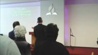 Cirkev adventistov s.d. / Daniel Komora - Boží muž
