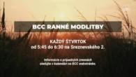 Apoštolská cirkev Bratislava / BCC bohoslužby 24.2.2019
