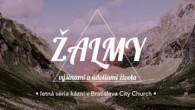 Apoštolská cirkev Bratislava / ŽALMY - RÁSŤ DO PLNOSTI KRISTOVEJ ● Janko Lacho ● 15.7.2018