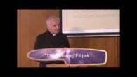 Katolícka večerná univerzita / Prednáška: Osoba Ježiša Krista. Autor: doc. ThDr. Andrej Filipek, PhD.