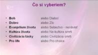 Katolícka večerná univerzita / Prednáška: Staroba ako morálna úloha.  Autor: Ľubomíra Cehuľová, MPH