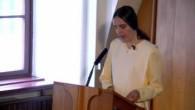 Katolícka večerná univerzita / Téma: Úlohy seniorov podľa cirkevných dokumentov, 1. časť. Autor: Ľubomíra Cehuľová