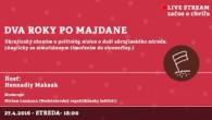 Bratislavské Hanusove Dni 2016 / Dva roky po Majdane (SK) │ Hennadiy Maksak │ 27.04.2016