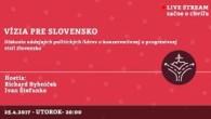 Bratislavské Hanusove Dni 2017 / Vízia pre Slovensko │ Richard Rybníček, Ivan Štefunko │ 25.04.2017