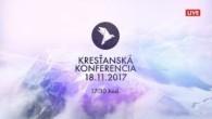 Kresťanské spoločenstvá - konferencie / Kresťanská konferencia Banská Bystrica 18.11.2017 - večer