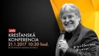 Kresťanské spoločenstvá - konferencie / Kresťanská konferencia Banská Bystrica 21.1.2017 - ráno