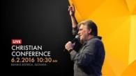Kresťanské spoločenstvá - konferencie / Kresťanská konferencia Banská Bystrica 6.2.2016 - ráno - Christian conference - english language